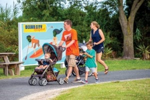 Northside-Park-family-walking