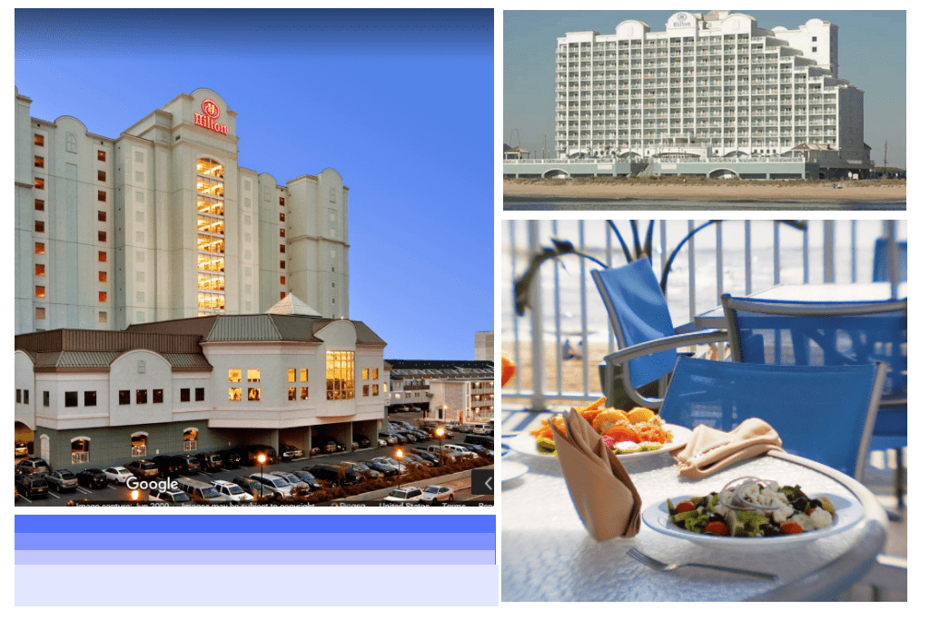 Book Your Stay at the Hilton Suites Ocean City Oceanfront