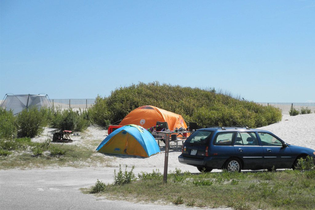 Campgrounds near Ocean City, Maryland