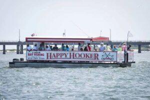 Happy Hooker Bay Fishing Ocean City, Maryland