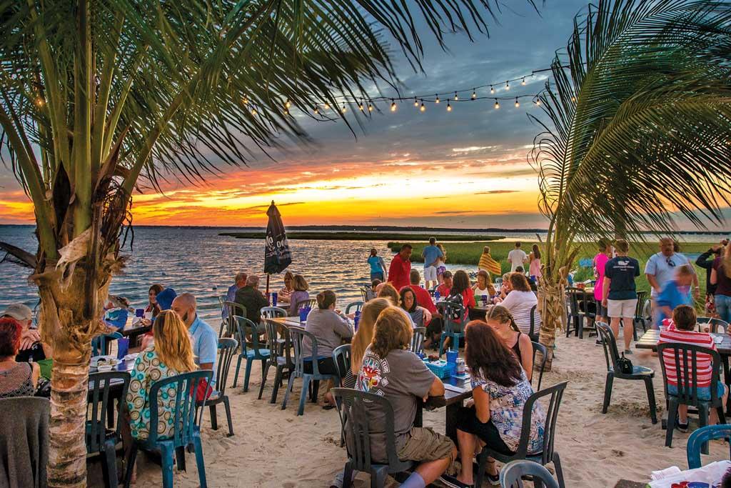 Macky's Bayside Bar & Grill Ocean City, Maryland