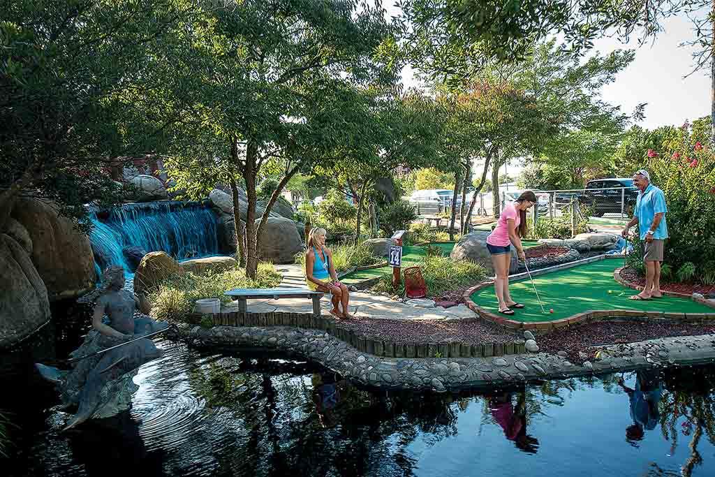 Nick's Maui Golf