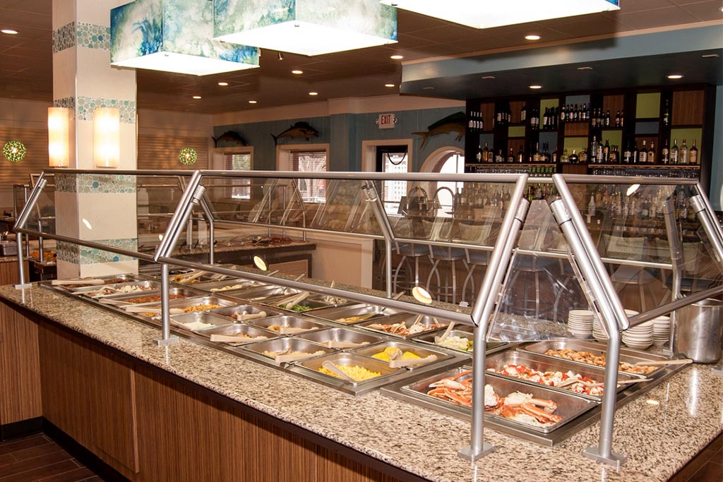 Seafood Buffets in Ocean City
