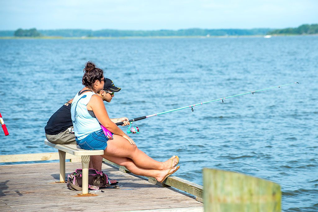 Information about Fishing in Ocean City