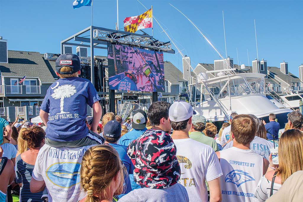 Ocean City, Maryland Fishing Tournament Schedule