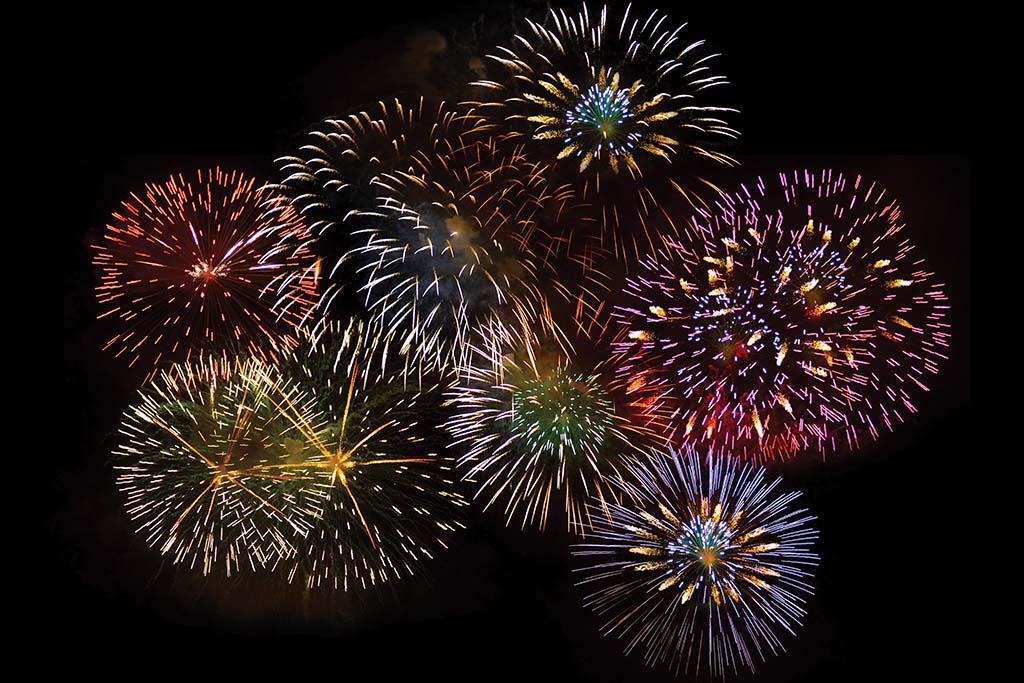Fireworks in Ocean City