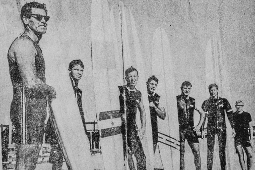 History of Surfing in Ocean City