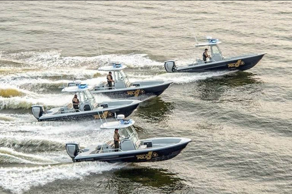 Maryland Natural Resource Police Ocean City