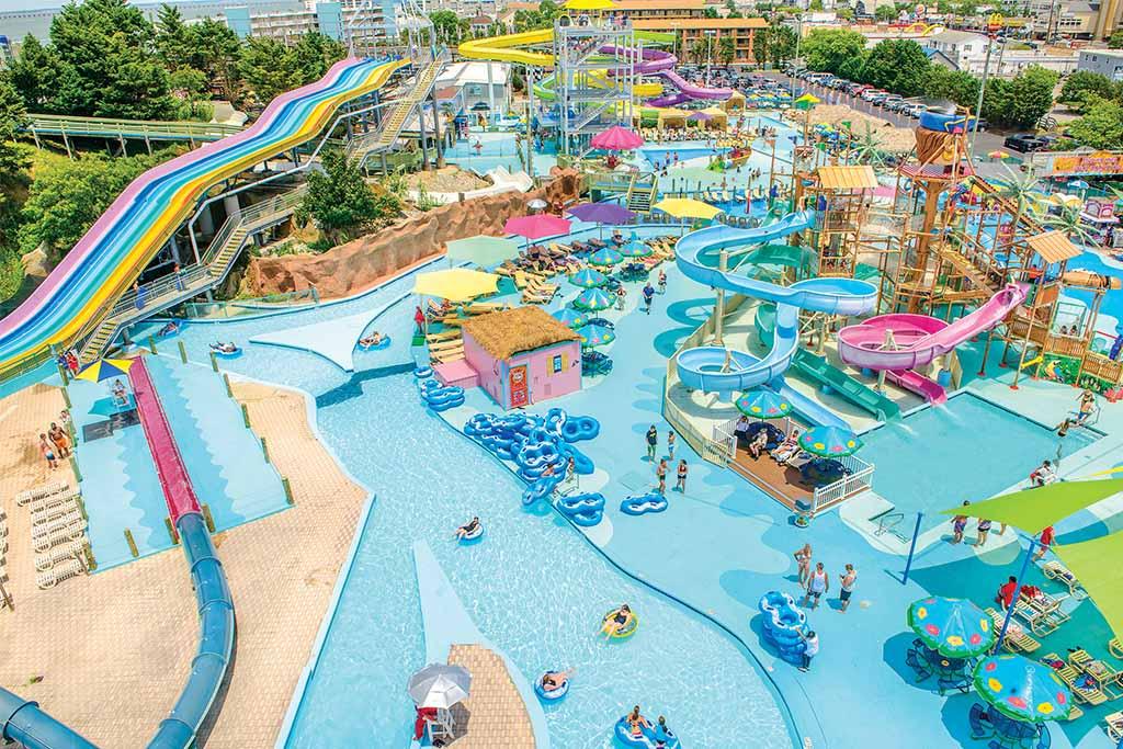 Jolly Roger Splash Mountain Ocean City
