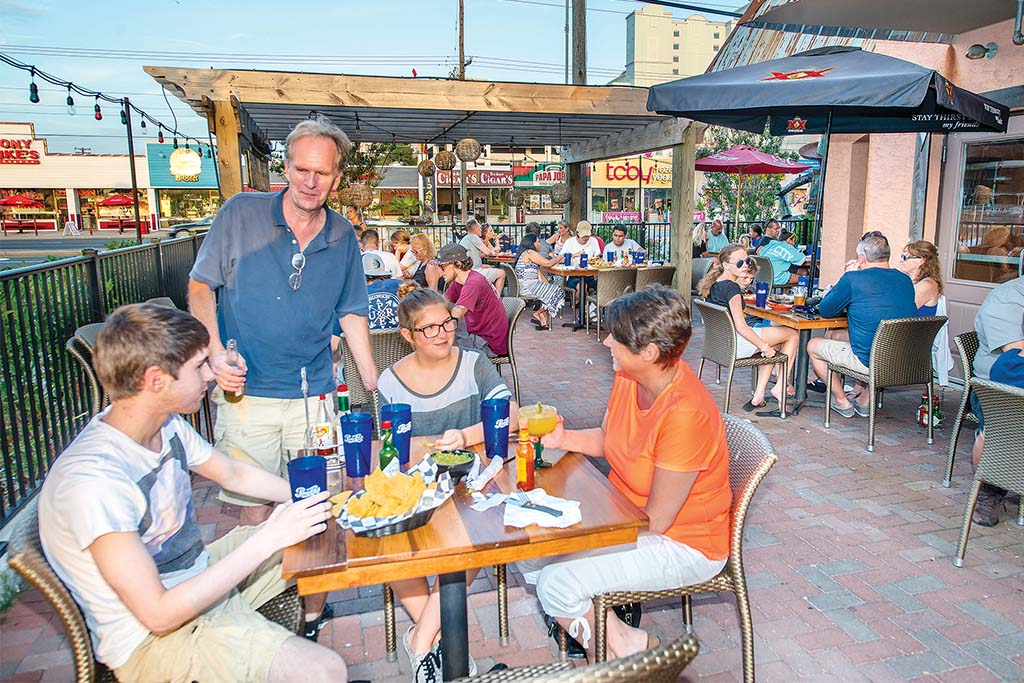 Kid-Friendly Restaurants in Ocean City, Maryland