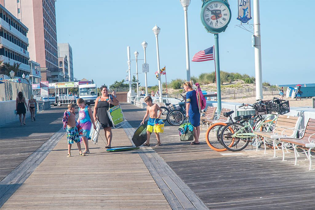 Labor Day weekend activities and events in Ocean City, Maryland