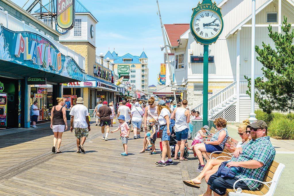 Ocean City summer activities