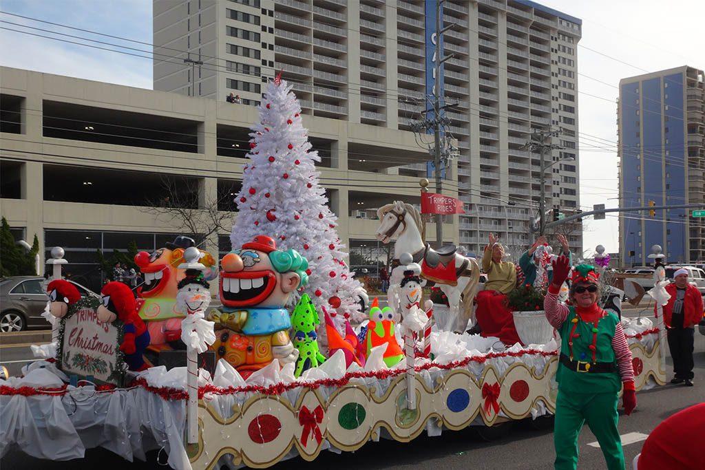 Ocean City December events
