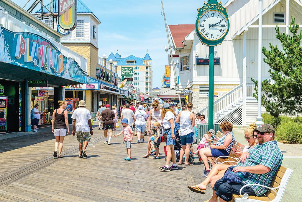 Things to Do this Spring Break in Ocean City