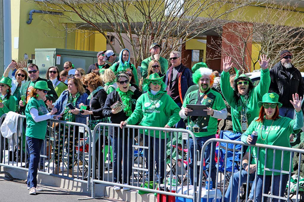 St. Patrick's Day in Ocean City 2020