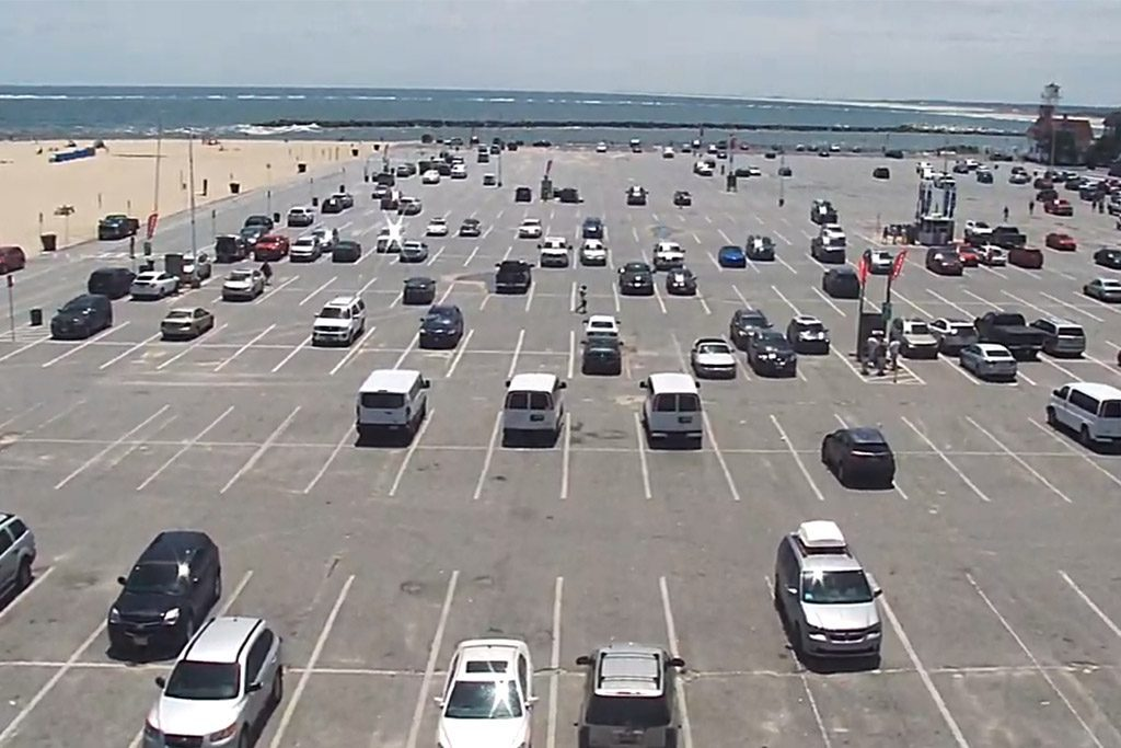 Ocean City Paid Parking