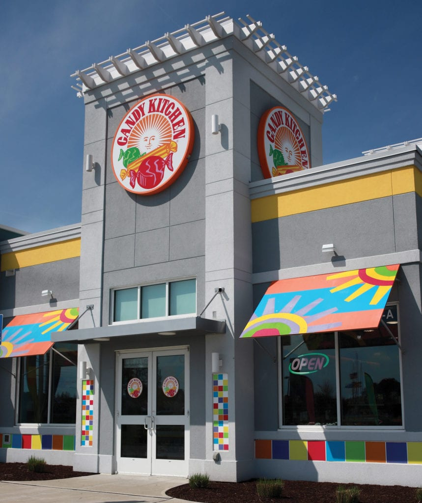 The Wonderful World Of Candy Oceancity Guide