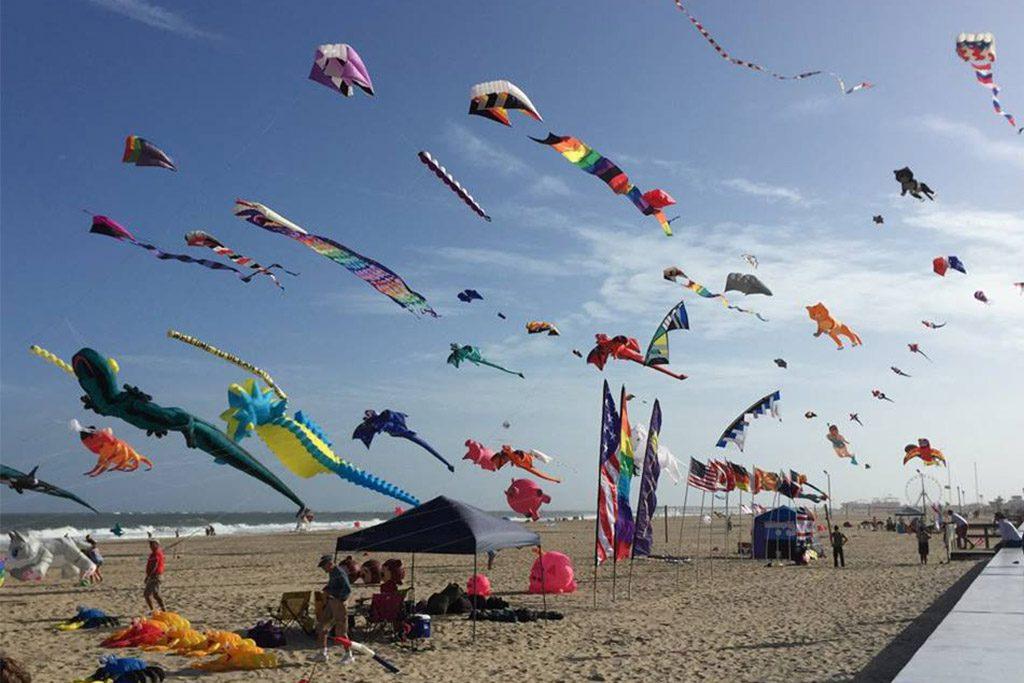 Ocean City Kite Fest