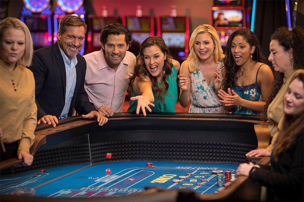 Ocean Downs Casino events