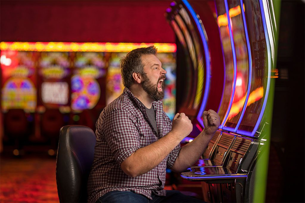 Ocean Downs Casino slots