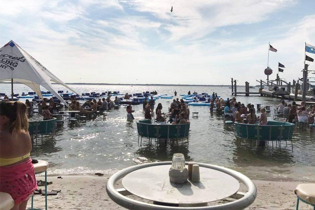 Seacrets Ocean City Maryland bar