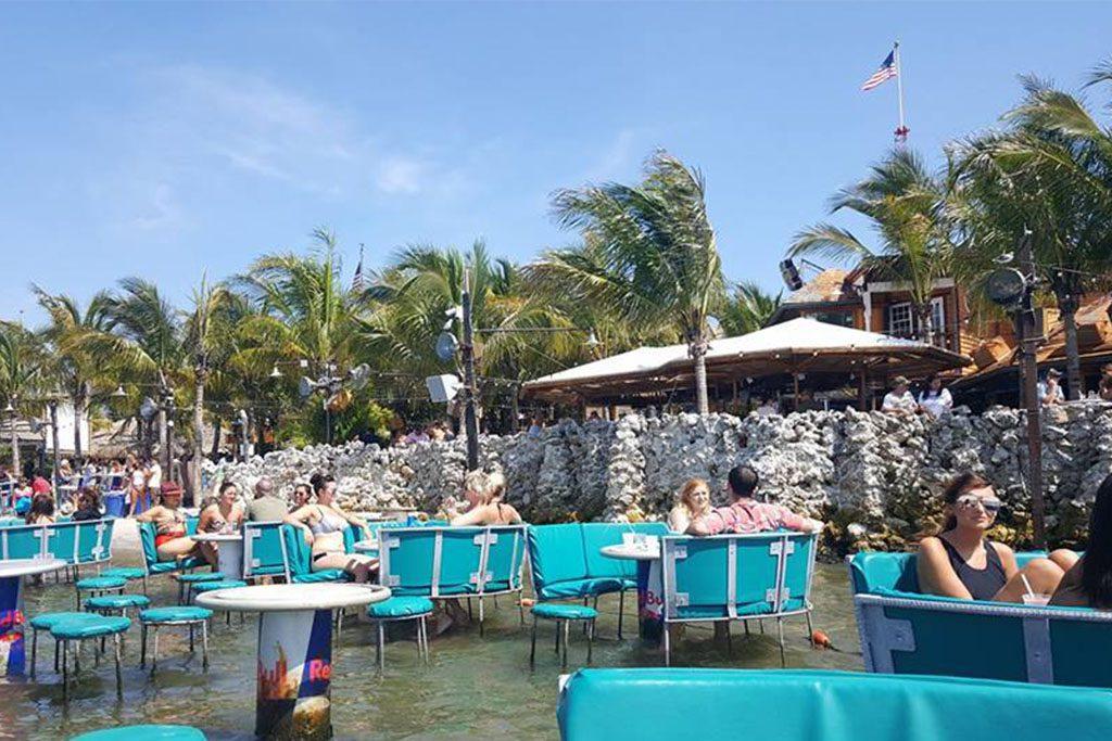 Seacrets Ocean City bar