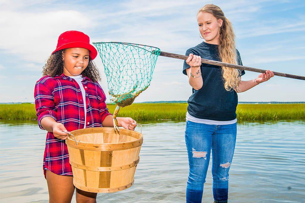 crabbing in Maryland