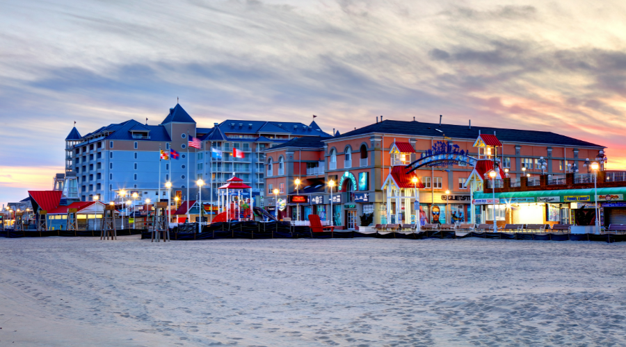 7 Reasons to Book a Trip to Ocean City This November
